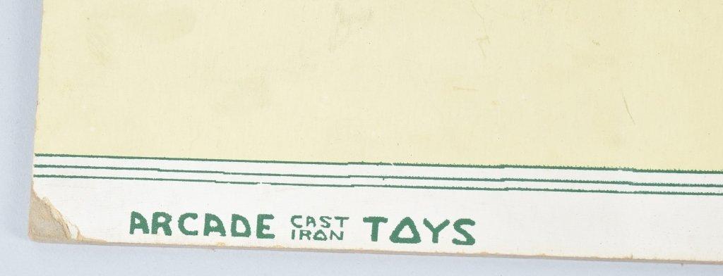 ARCADE 1930'S ORIGINAL DOLL HOUSE - 3