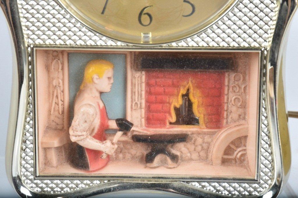 3- ANIMATED ELECTRIC CLOCKS, VINTAGE - 3