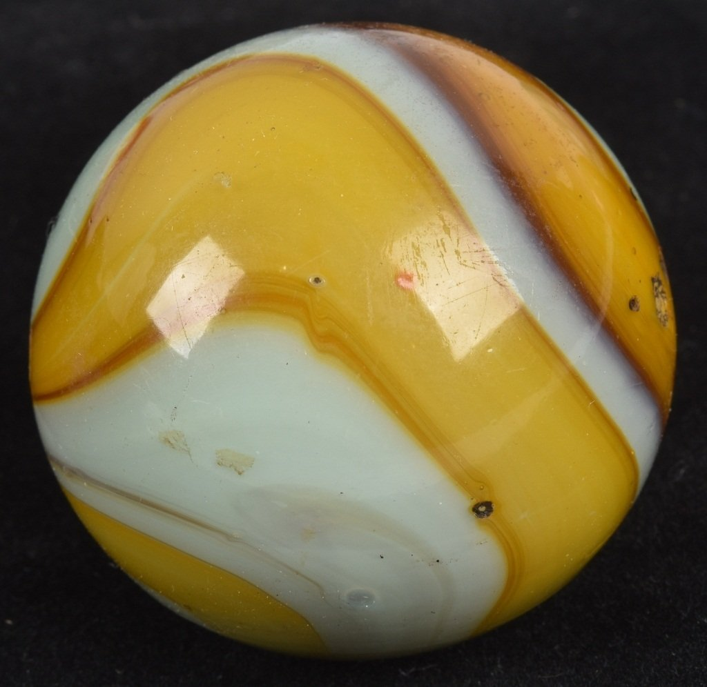 5-GLASS SWIRL GEAR SHIFT KNOBS, VINTAGE - 4