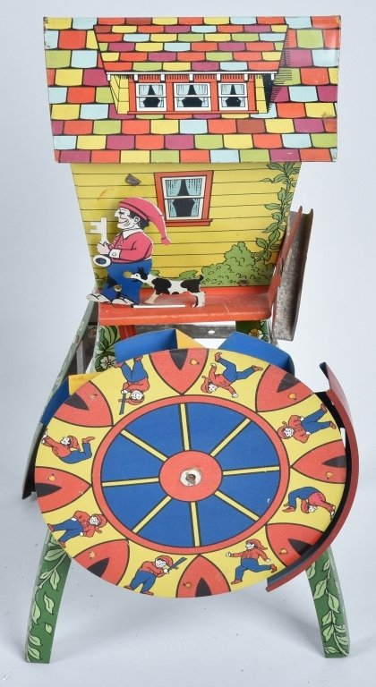 3-TIN SAND TOY, WOLVERINE, T. COHN and MORE - 2