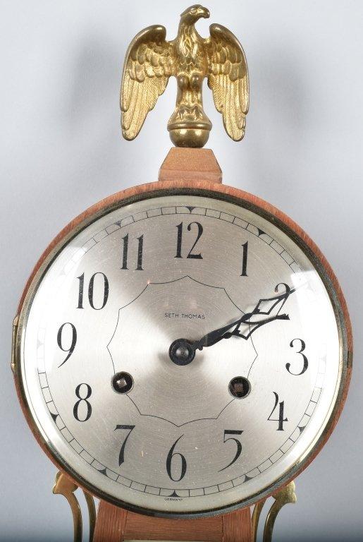 3-BANJO CLOCKS, SETH THOMAS, NEW HAVEN & MORE - 4