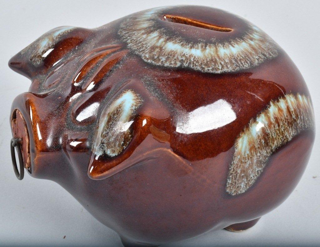 2-HULL CORKY PIG BANKS, 1957 - 4