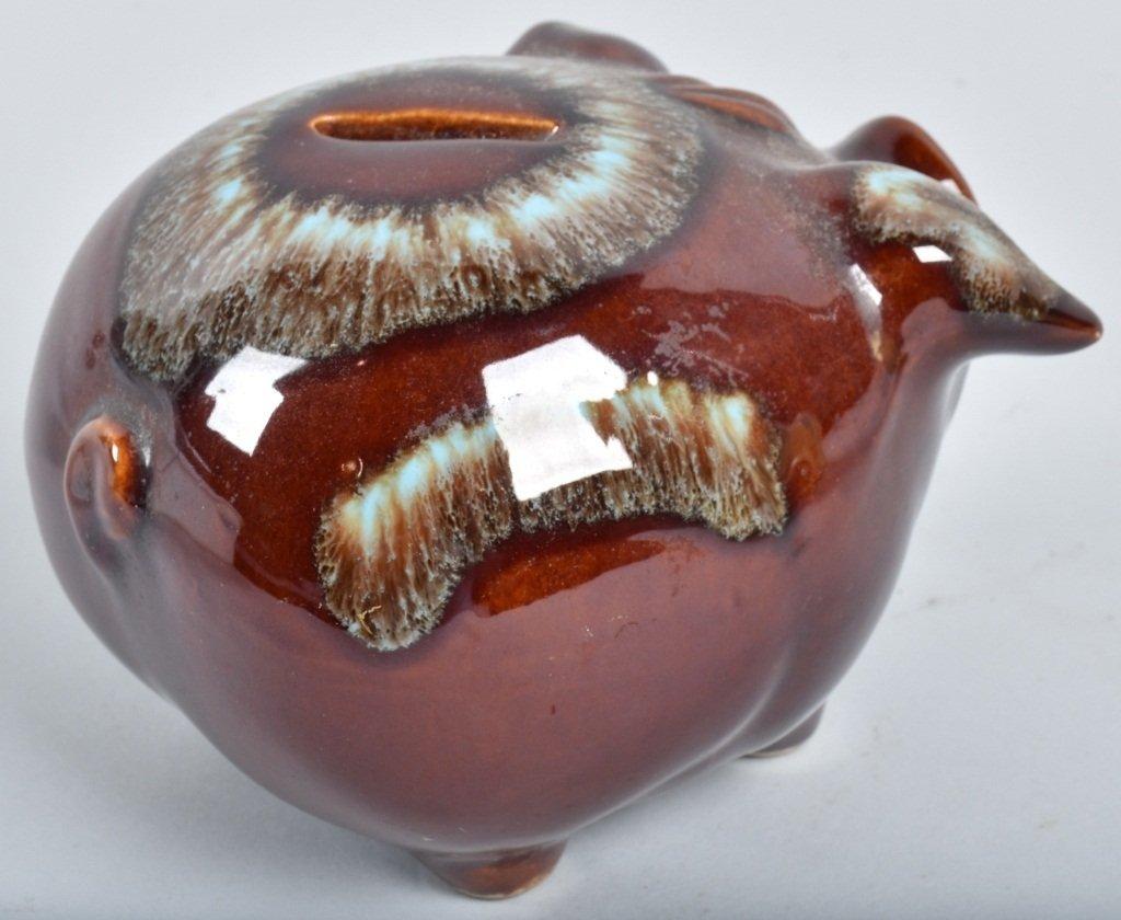 2-HULL CORKY PIG BANKS, 1957 - 5