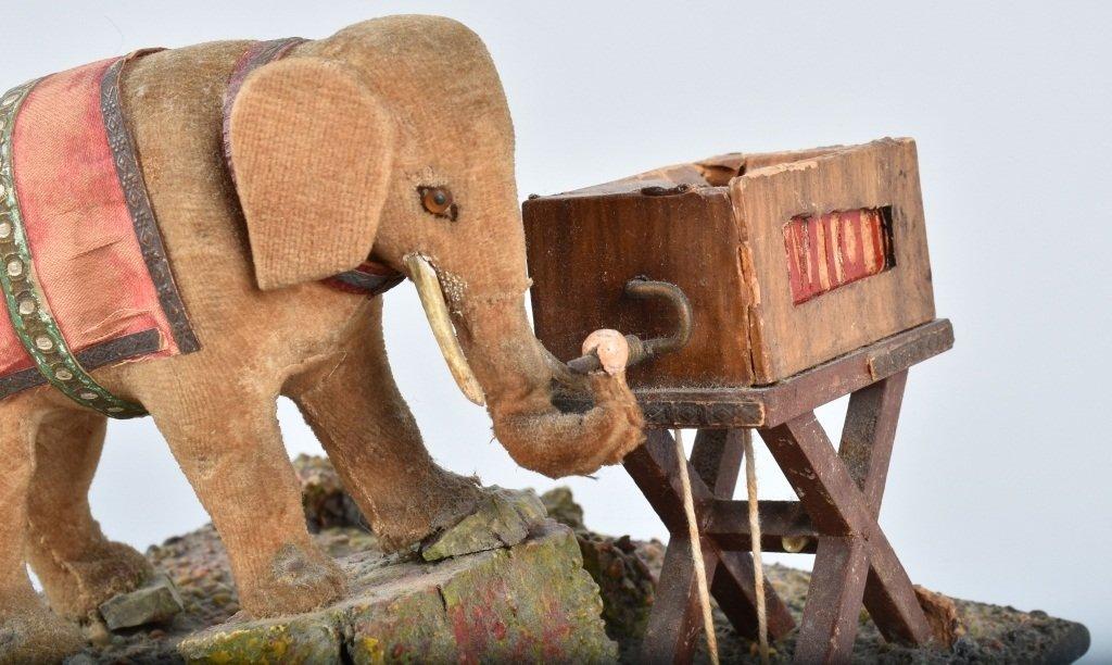 ELEPHANT AUTOMATON MUSIC BOX - 5