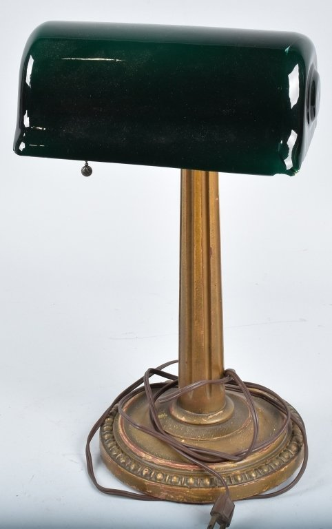 AMRONLITE DESK LAMP PATENTED 1917