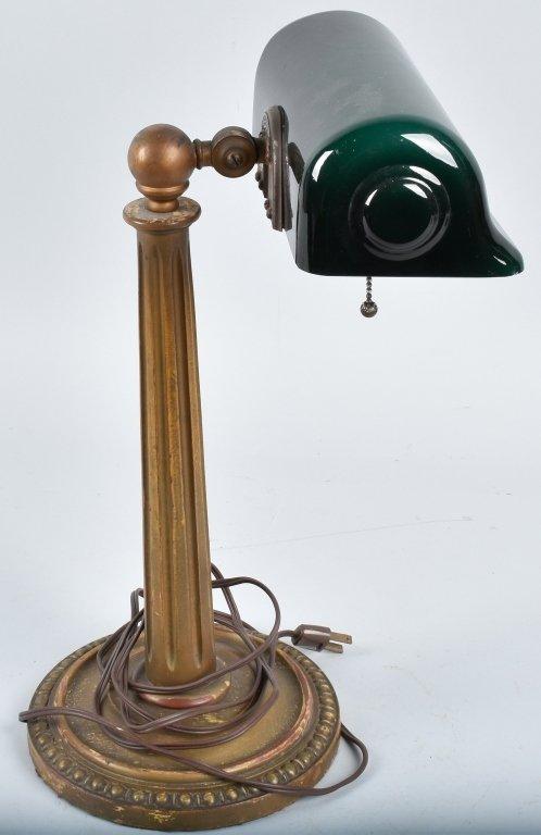 AMRONLITE DESK LAMP PATENTED 1917 - 4