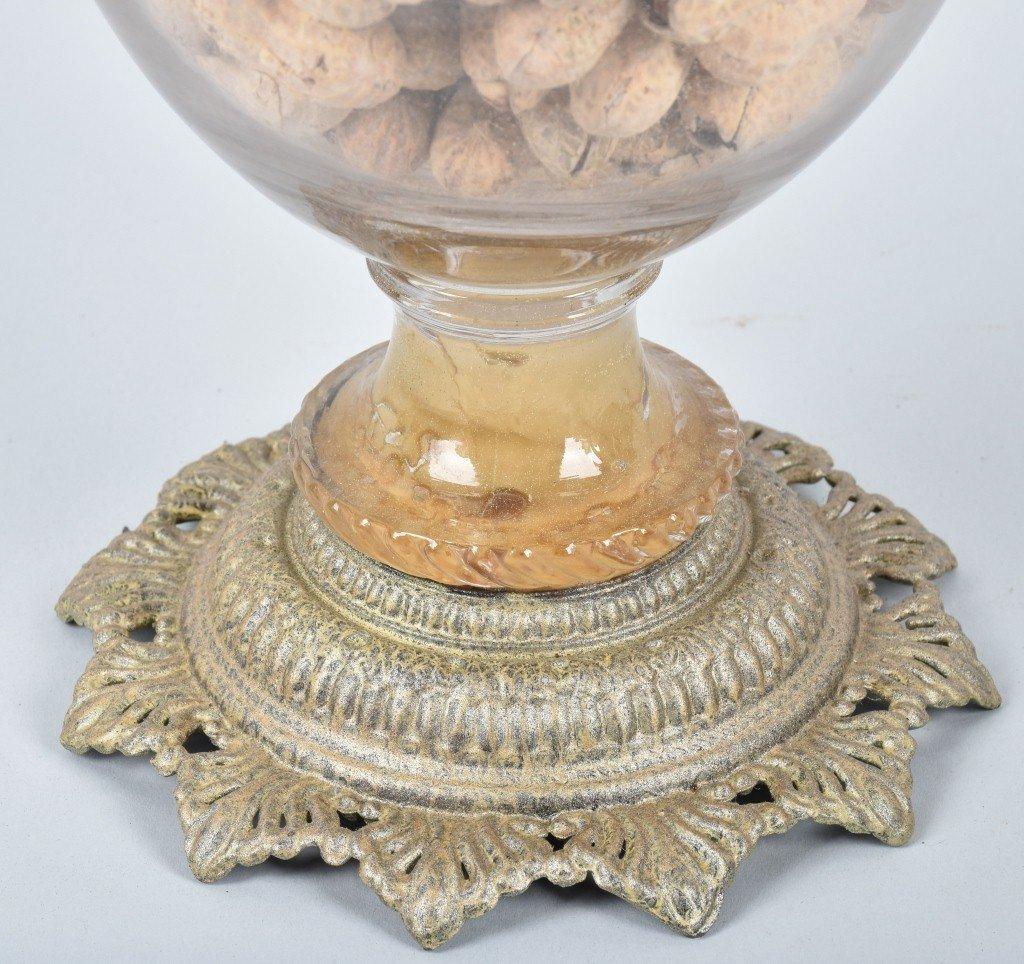 APOTHECARY JAR SET & MORE, VINTAGE - 3