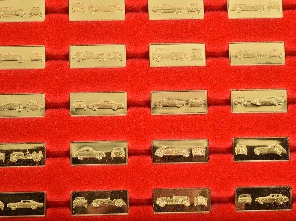 FEDERATION DE AUTOMOBILE STERLING CAR MINIATURES - 4