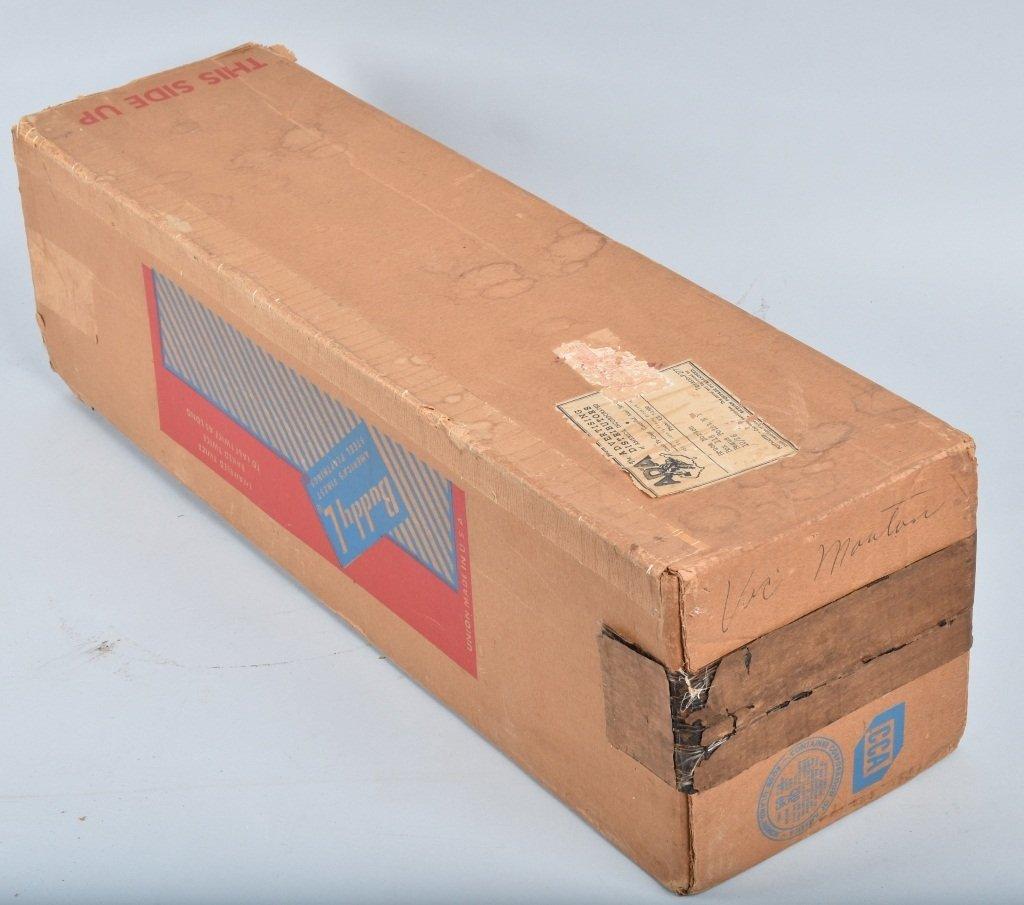 BUDDY L Pressed Steel TEXACO TANK TRUCK w/ BOX - 6