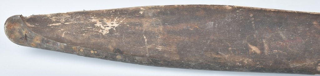 EARLY AIRPLANE WOOD PROPELLER - 2