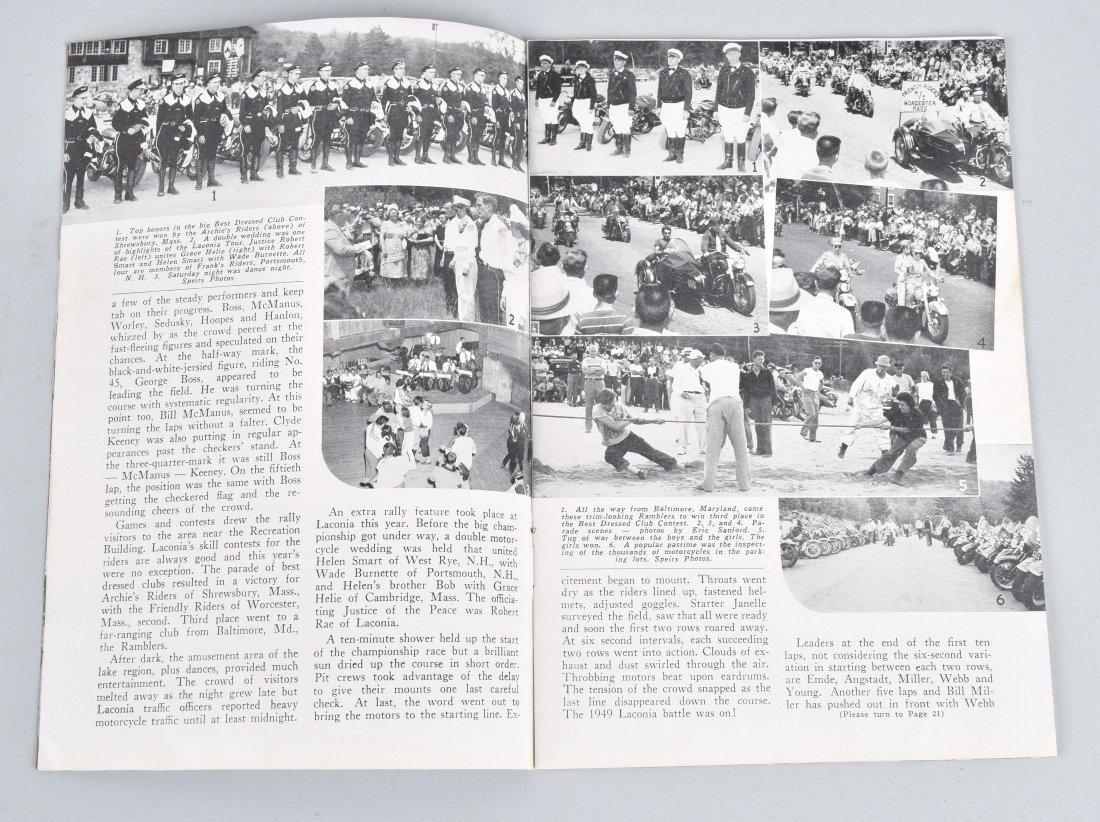 2-HARLEY DAVIDSON ENTHUSIAST MAGS, 1949, 1956 - 3