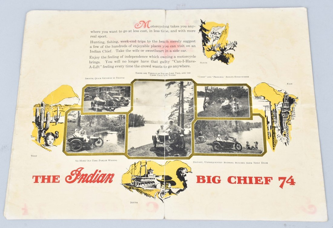 INDIAN BIG CHIEF SERIES 301 DEALER BROCHURE - 3