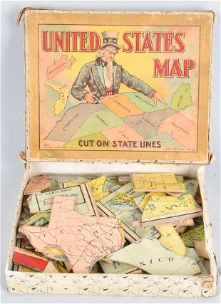 Milton Bradley & Co. Prices - 377 Auction Price Results
