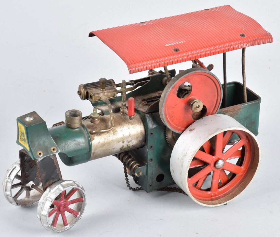 MAMOD LIVE STEAM TRACTOR