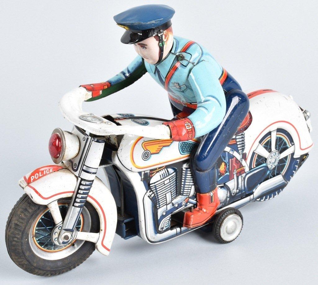 JAPAN HIGHWAY PATROL B.O. POLICE MOTORCYCLE