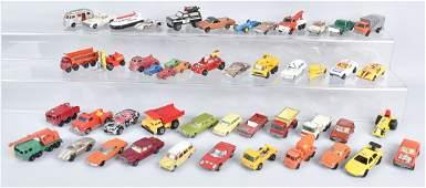 VINTAGE MATCHBOX CASE W/48 CARS
