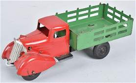 WYANDOTTE 1930'S ROOSTER COMB STAKE TRUCK
