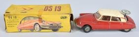 JEP FRANCE CITROEN DS 19 TOY , with BOX