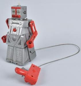 IDEAL ROBERT THE ROBOT
