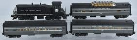 LIONEL #2231 NEW YORK CENTRAL SYSTEM TRAIN SET