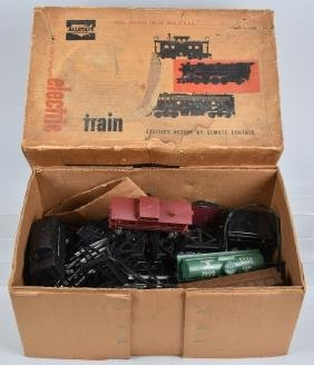 MARX ALLSTATE TRAIN SET w/ BOX