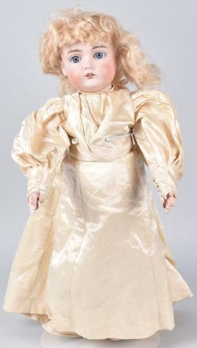 "21"" KESTNER 167 CHILD DOLL"