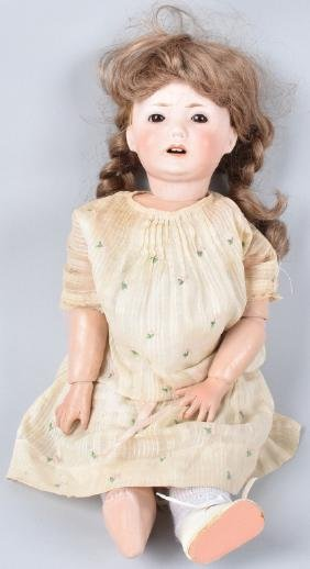 "15"" F.Y. NIPPON BISQUE DOLL"