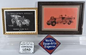 LOT PORCELAIN SIGNS and MORE
