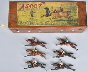 EARLY ASCOT THE NEW HORSE RACING GAME