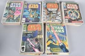 1977 STAR WARS COMIC BOOKS FULL SET #1-#107