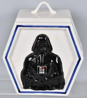 1982 SIGMA STAR WARS COOKIE JAR