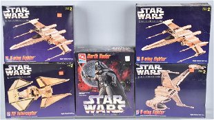 STAR WARS AUCTION May The Force Be With You Prices - 552 Auction