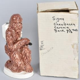 SIGMA CHEWBACCA CERAMIC BANK MIB
