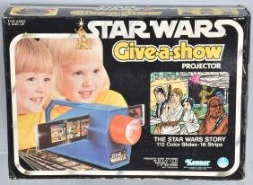 1978 STAR WARS GIVE-A-SHOW PROJECTOR MIB