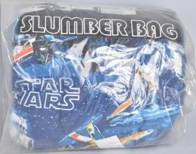 1970s STAR WARS SLEEPING BAG MIP