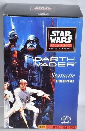 1995 APPLAUS STAR WARS DARTH VADER STATUETTE MIB