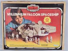 STAR WARS ESB MILLENNIUM FALCON SPACESHIP MIB