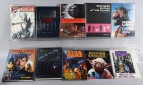 HUGE LOT OF STAR WARS BOOKS