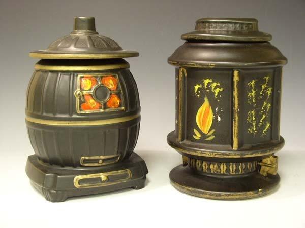 223: McCoy Stove & USA Cookie Jars