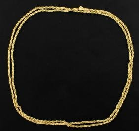 30 Inch Rope chain Necklace