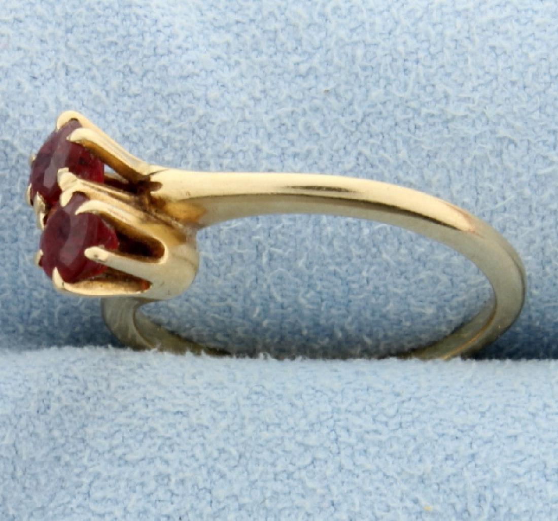 Ruby Ring - 2