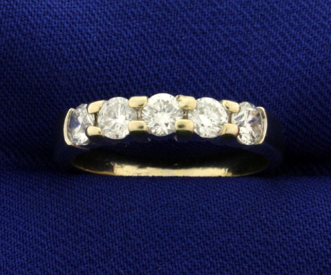 1ct TW Diamond Band Ring