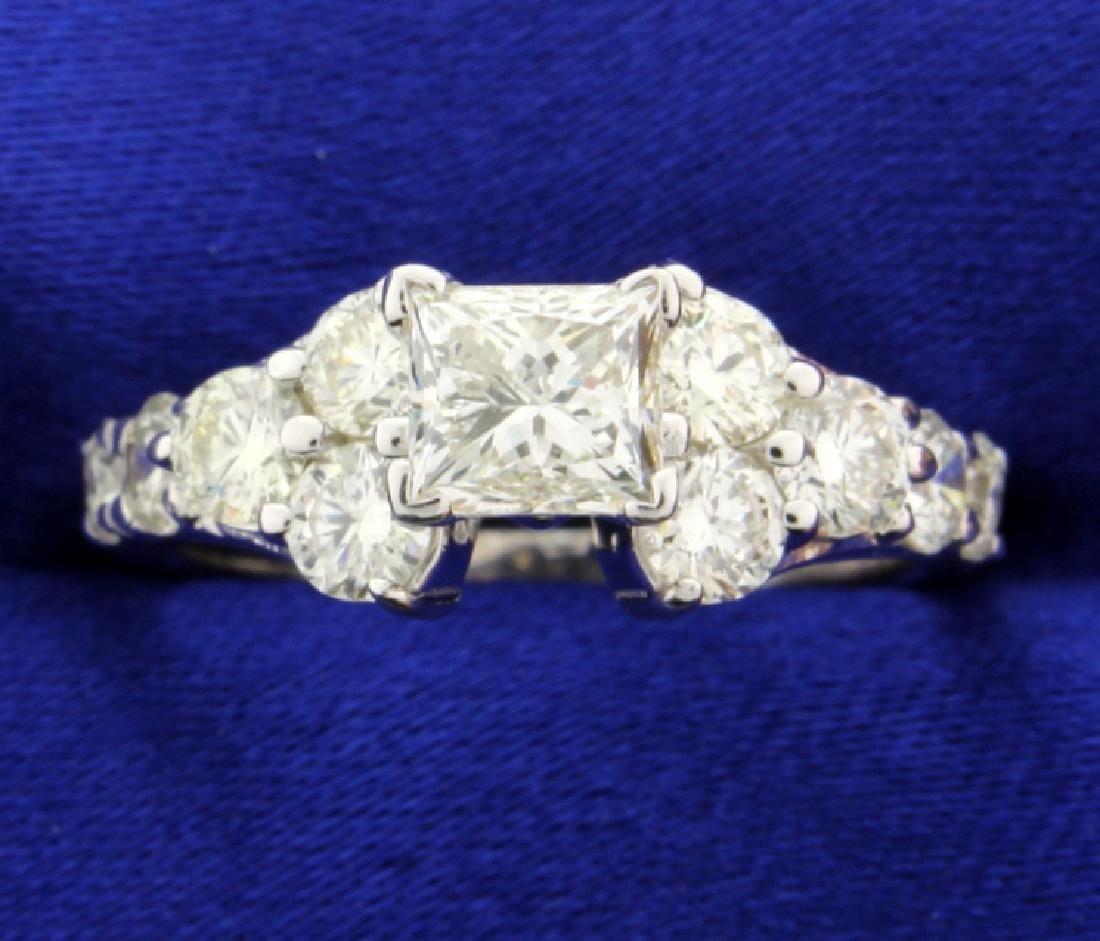 2.51 carat diamond ring