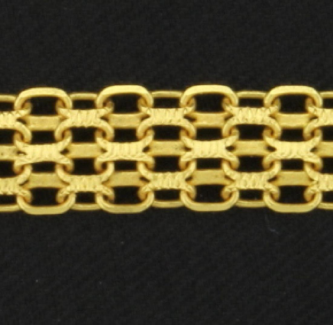 19 1/4 Inch Italian Made Necklace - 2