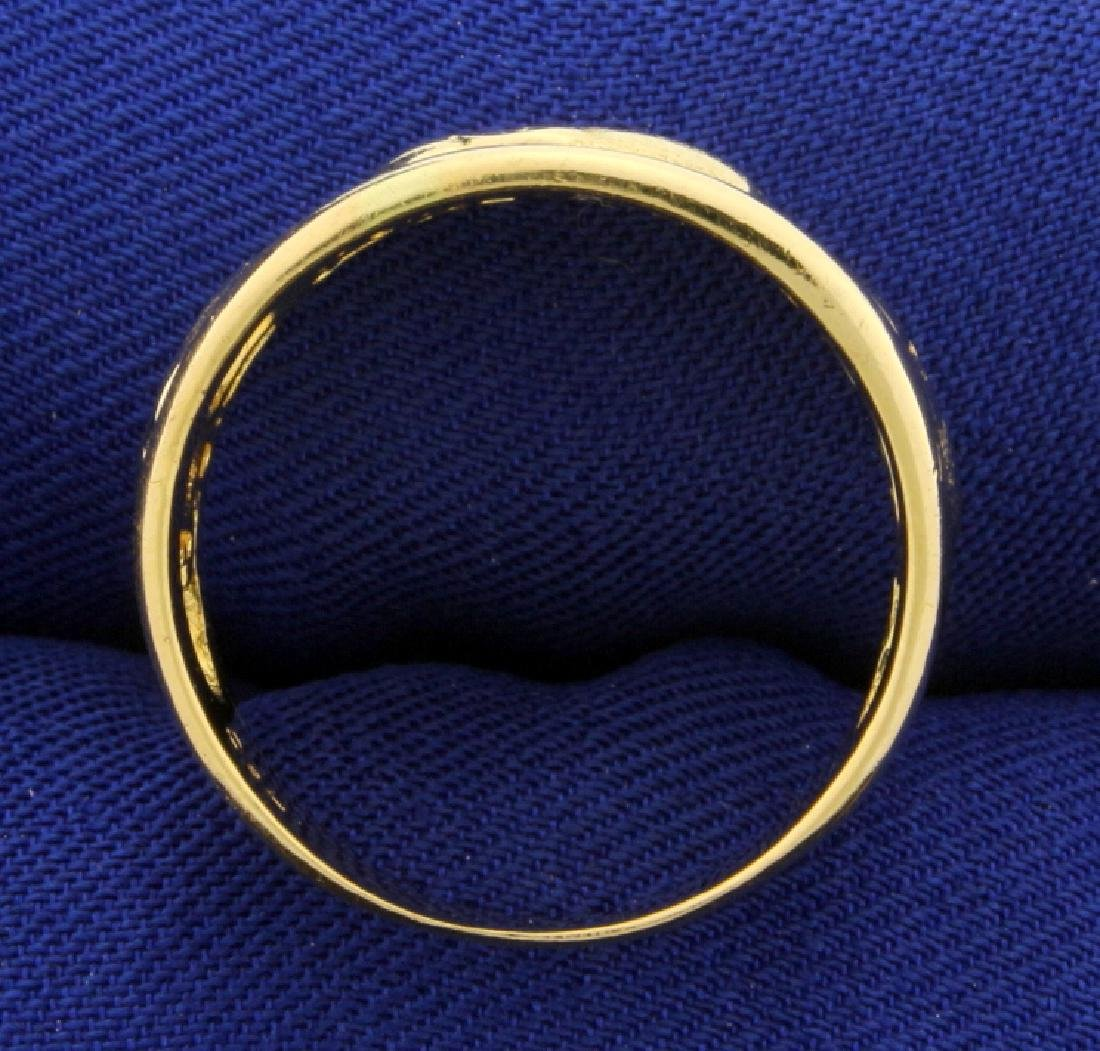 Elephant Ring in 18k Gold - 3