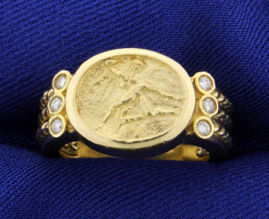 Dancer Ring