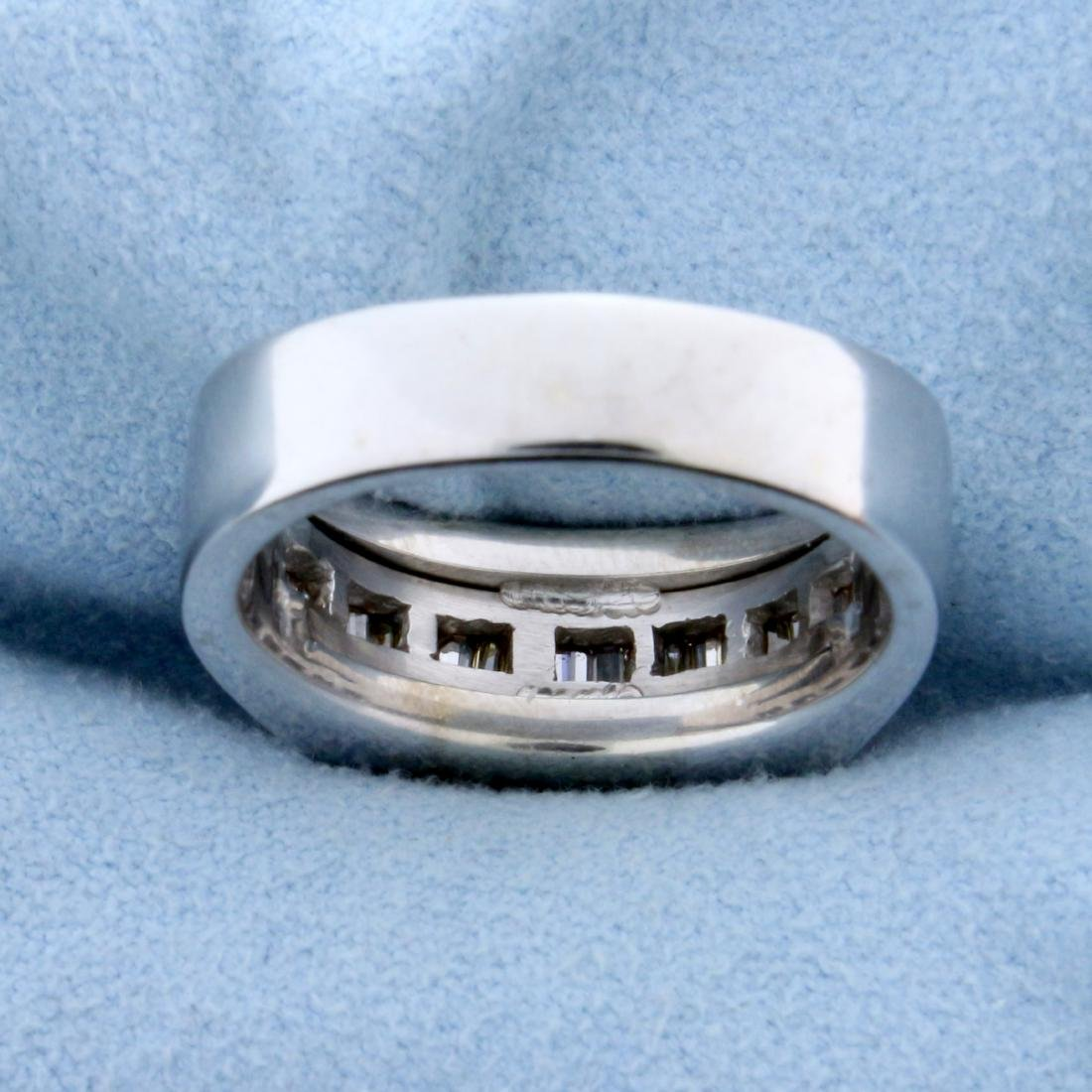 Over 2ct TW Diamond Engagement Ring in 14k White Gold - 4