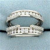 Kay Jewelers 1ct TW Diamond Enhancer Ring Jacket in 14K