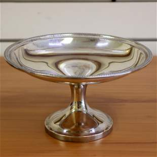 Sterling Silver Candy Dish