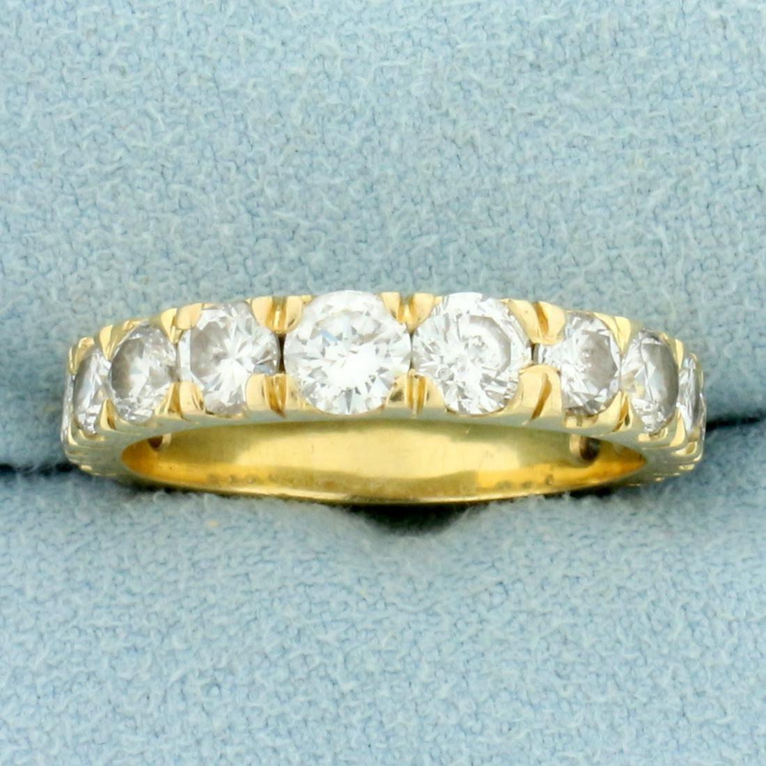 2ct TW Diamond Wedding or Anniversary Ring in 14K